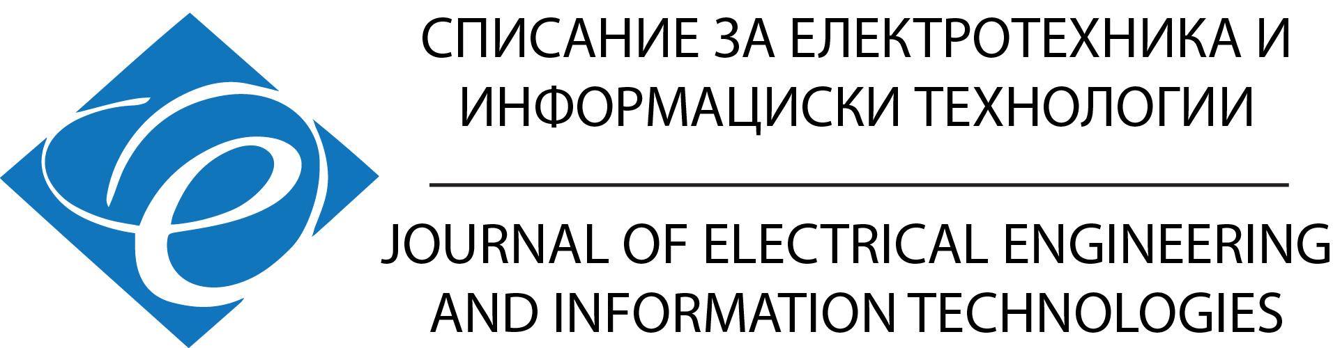 JOURNAL OF ELECTRICAL ENGINEERING AND INFORMATION TECHNOLOGIES